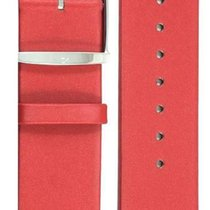 ck Calvin Klein Glam CK94 Lady Lederarmband red Buckle...