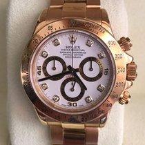 Rolex Daytona  116528 Yellow Gold,  Black Dial