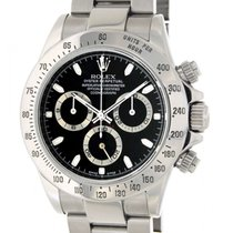 Rolex Daytona 116520 Steel, 40mm