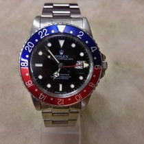 Rolex GMT-Master - 16750 - 1984 - Pepsi - OFFICIAL SERVICE