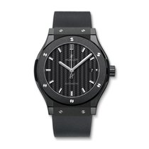 Hublot Classic Fusion Black Magic 45mm Automatic Ceramic Mens...