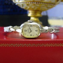 Girard Perregaux 14k White Gold Bracelet Dress Watch