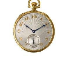 Hamilton pocket watch 922