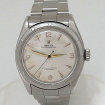 Rolex Vintage Rolex Oyster Perpetual Bubble Back Stainless...