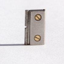 Cartier Stahl Gold Steel Gold 18mm Link Glied Geschraubt