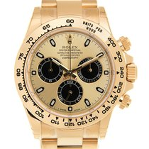 勞力士 (Rolex) Daytona 18 K Yellow Gold Gold Automatic 116508CHBK