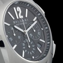 Bulgari Ergon Chronograph Black Automatic 40x49mm