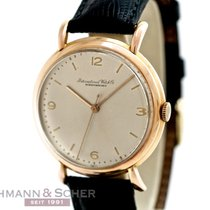 萬國 (IWC) Vintage Gentleman´s Watch 18k Rose Gold Bj-1948