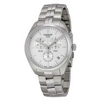 Tissot Men's T1014171103100 PR 100 Chronograph White Watch
