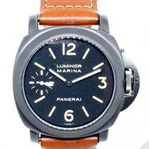 Panerai Luminor Marina Pre A OP6500 PVD Case Tritium Dial...
