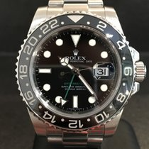 Rolex Gmt Master II Stahl Re.116710LN