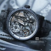 Roger Dubuis Excalibur 42MM Automatic Skeleton