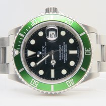 Rolex Submariner Date Steel LV Ref. 16610LV (With Box)