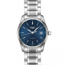 Longines Master Collection Steel Woman Watch 29 mm G