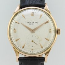 Universal Genève Vintage Caliber 262 Manual Winding Gold 1104953