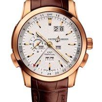 Ulysse Nardin Classic Perpetual 18K Rose Gold Men's Watch