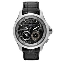 Girard Perregaux Men's Traveller Large Date Moonphases GMT...