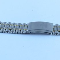 Breitling Aerospace Titan/gold Armband Schöner Zustand Rar 20mm 3