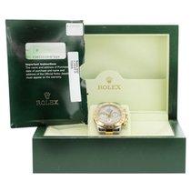 Rolex Daytona 116523 Two Tone MOP Diamond Dial Watch