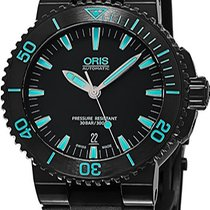 Oris Aquis Men's Aquis Swiss Automatic Watch 733.7653.4725.RS