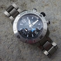 Jaeger-LeCoultre Master Compressor 1000M Diving Chronograph...