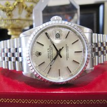 Rolex Oyster Perpetual Datejust Stainless Steel Watch Ref:...
