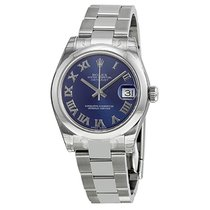 Rolex Datejust 31mm Blu Roman - 178240