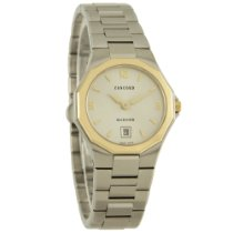 Concord Mariner Ladies Stainless Steel &18K Yellow Gold...