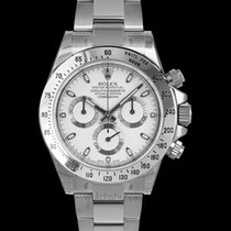 Rolex Daytona White/Steel Ø40mm - 116520