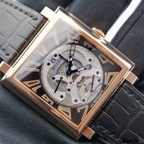 Milus Herios Tri-Retrograde Seconds Skeleton Gold HERT-ZP02
