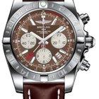 Breitling Chronomat 44 - GMT - Full Set
