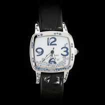 "JeanRichard Milady ""Water"" High Jewelry Ladies'"