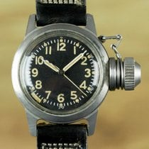 エルジン (Elgin) Vintage Canteen Diver USN Buships Military Watch