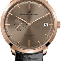 Girard Perregaux 1966 Date Small Seconds 49543-52-B31-BK6A