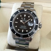 Rolex Oyster Submariner Date Steel 40 mm 1995
