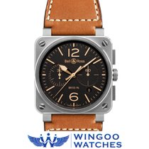 Bell & Ross BR 03-94 Golden Heritage Ref. BR0394-ST-G-HE/SCA