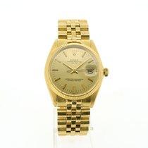 Rolex Oyster Date 18k Gold Jubilé 1500