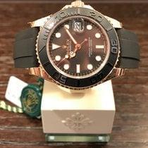 롤렉스 (Rolex) Yacht Master 37mm Rosegold 268655