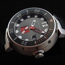 Louis Vuitton Tambour Diving Automatic Watch Q103A