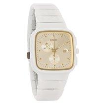 라도 (Rado) Jubile R5.5 Series Ceramic Swiss Chronograph Watch...