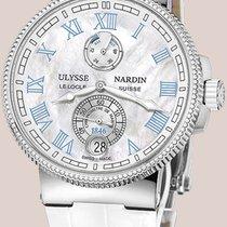Ulysse Nardin Marine Chronometer Manufacture · 1183-126B/430