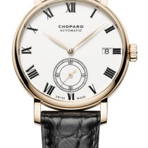 Chopard Classic 18K Rose Gold Men's Watch