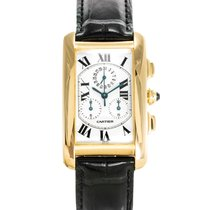 Cartier Watch Tank Americaine W2601156