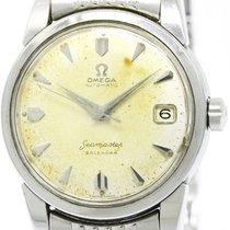 Omega Vintage Omega Seamaster Calendar Cal 503 Steel Automatic...