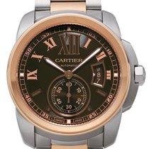 Cartier Calibre de Cartier Stahl/Rotgold W7100050