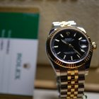 Rolex datejust medio 31mm acc, oro