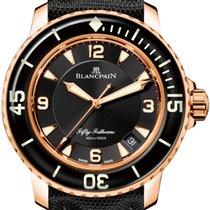 Blancpain Fifty Fathoms Automatic 5015-3630-52b