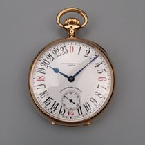 百达翡丽  (Patek Philippe) 百达翡丽怀表 Patek Philippe Gondolo pocket watch