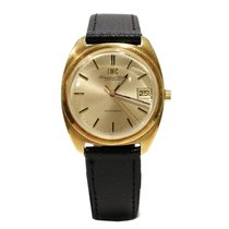 IWC Vintage Men´s Automatic Gold 18Kt