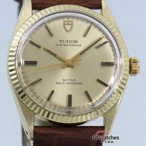 帝陀 (Tudor) Oyster Prince 7987 Steel & Gold Vintage Circa 1970